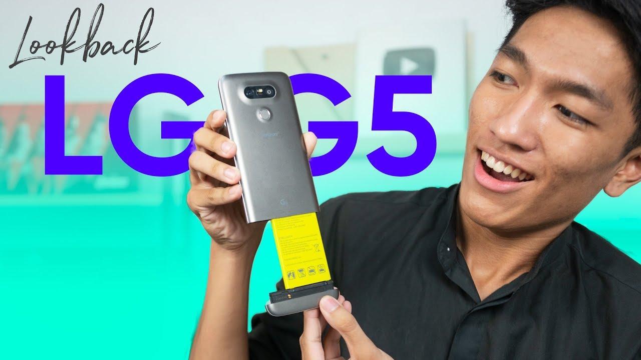 Nhìn lại LG G5: khi sáng tạo thôi là CHƯA ĐỦ!