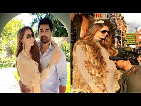 Rannvijay Singh Wife's BABY BUMP Pictures!