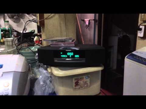 Test Bose Wave Music System iii (wms) for Music