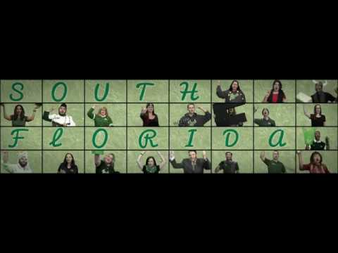 USF Muma College of Business Holiday Video Greeting 2017