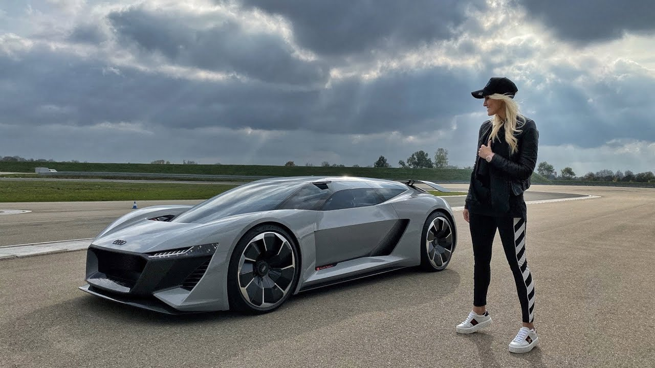 Audi's Future Supercar!