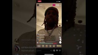 "Lil Durk SENDS WARNING to king von killers""u took my homie,i find yall and get revenge""MUST WACTH"