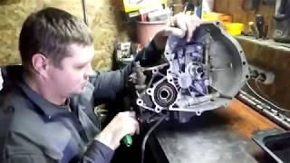 """ГТ"" Ремонт КПП Nissan Primera P11 (Almera)."
