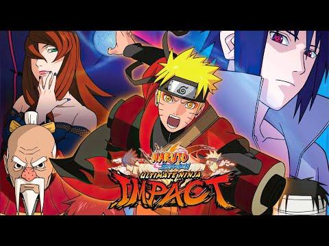 Game [NSUNI MOD] Naruto Shippuden Ultimate Ninja Strom 4 PPSSPP Android