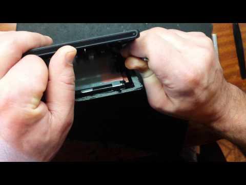 Sony Xperia Tablet Z 16GB LTE SGP321 меняем дисплейный модуль