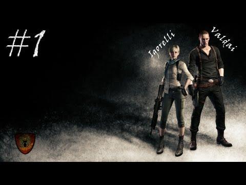 Смотреть прохождение игры [Coop] Resident Evil 6. Серия 24 - 50 миллионов за пол литра крови.