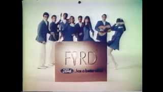 1969 Ford Mustang TV Ad Commercial (2/3) Laugh In!