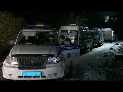 В Ленинградской области прошла спецоперация по задержанию отца семейства.