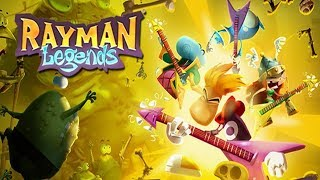 Rayman Legends LIVE with Gary Waller Rated E For Everyone on Ps4Pro