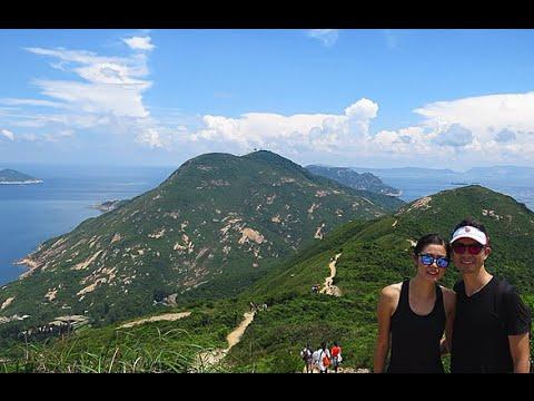 hong-kong-vlog:-dragon's-back-hike,-big-wave-bay,-night-views!