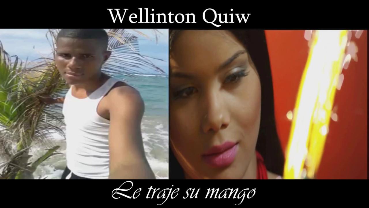 Download Welinton el Campeon ft Cesar Peña - Le Traje Su Mango (Video Oficial)