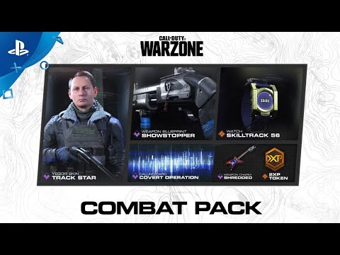 Call Of Duty: Warzone | PS Plus Combat Pack | PS4