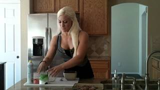 Chocolate Protein Brownie Fitbody Recipe By: Fitness Model, Mary Schmitt