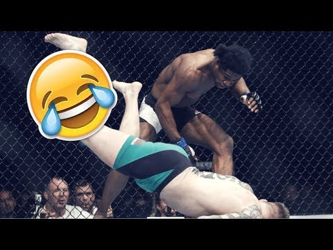 Watch the Funniest MMA knockouts