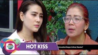Hot Kiss - Tetap Setia, Kekasih Kriss Hatta Datang Beri Dukungan Jelang Sidang