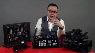 Sony MCX 500  Multi-Camera Live Producer 評論