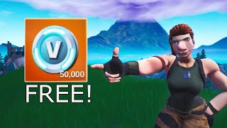 *NEW*HOW TO GET FREE V-BUCKS IN *FORTNITE*! (SEASON 8)