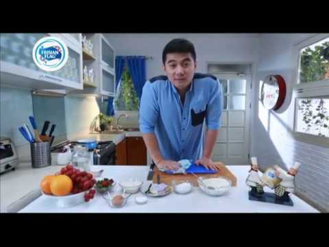 resep cara membuat Saus Strawbery by chef arnold