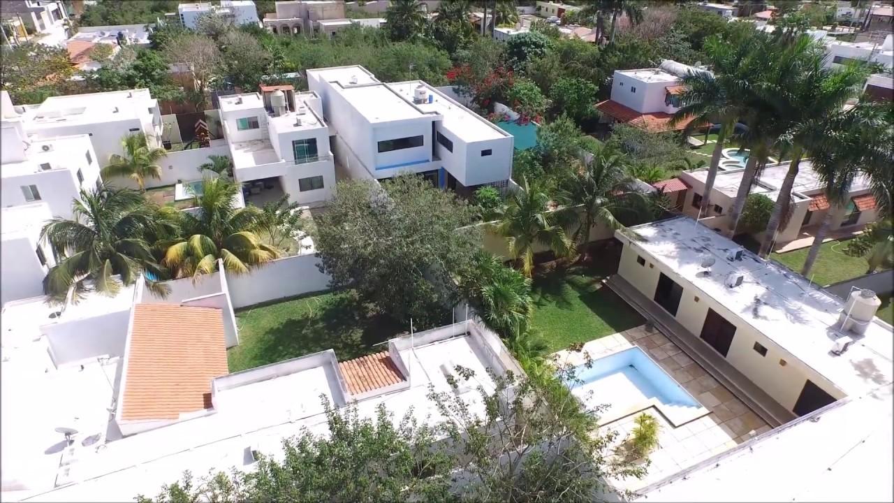 Casa con terreno en zona norte merida yucatan youtube for Casa con piscina zona norte merida