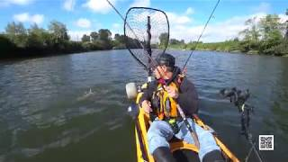 2018 Snoho Coho Kayak Fishing