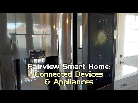 Fairview Smart Home: Connected Devices & Appliances