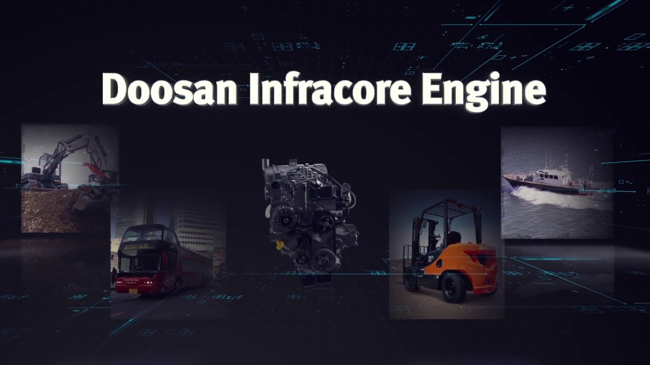 Introduction to Doosan Infracore Engine