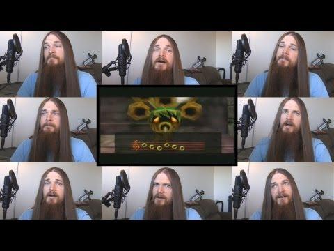Song of Healing Acapella - Legend of Zelda Majora's Mask