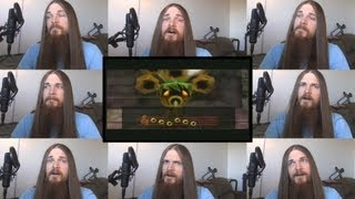Song of Healing Acapella - Legend of Zelda Majora