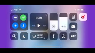Logging into Fortnite on iPhone XS Max 60FPS