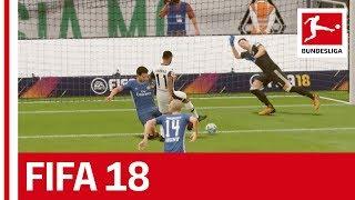 Borussia Mönchengladbach vs. Hamburger SV - FIFA 18 Prediction with EA Sports