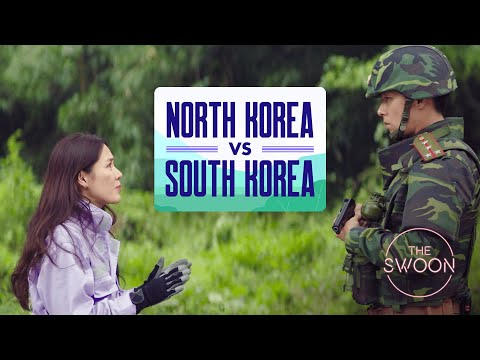 The Two Koreas According To Crash Landing On You [ENG SUB]