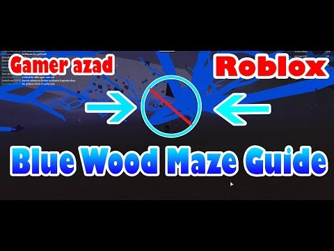 (Closed)Blue wood Maze Road guide map(22-10-2017) Lumber Tycoon 2 Roblox