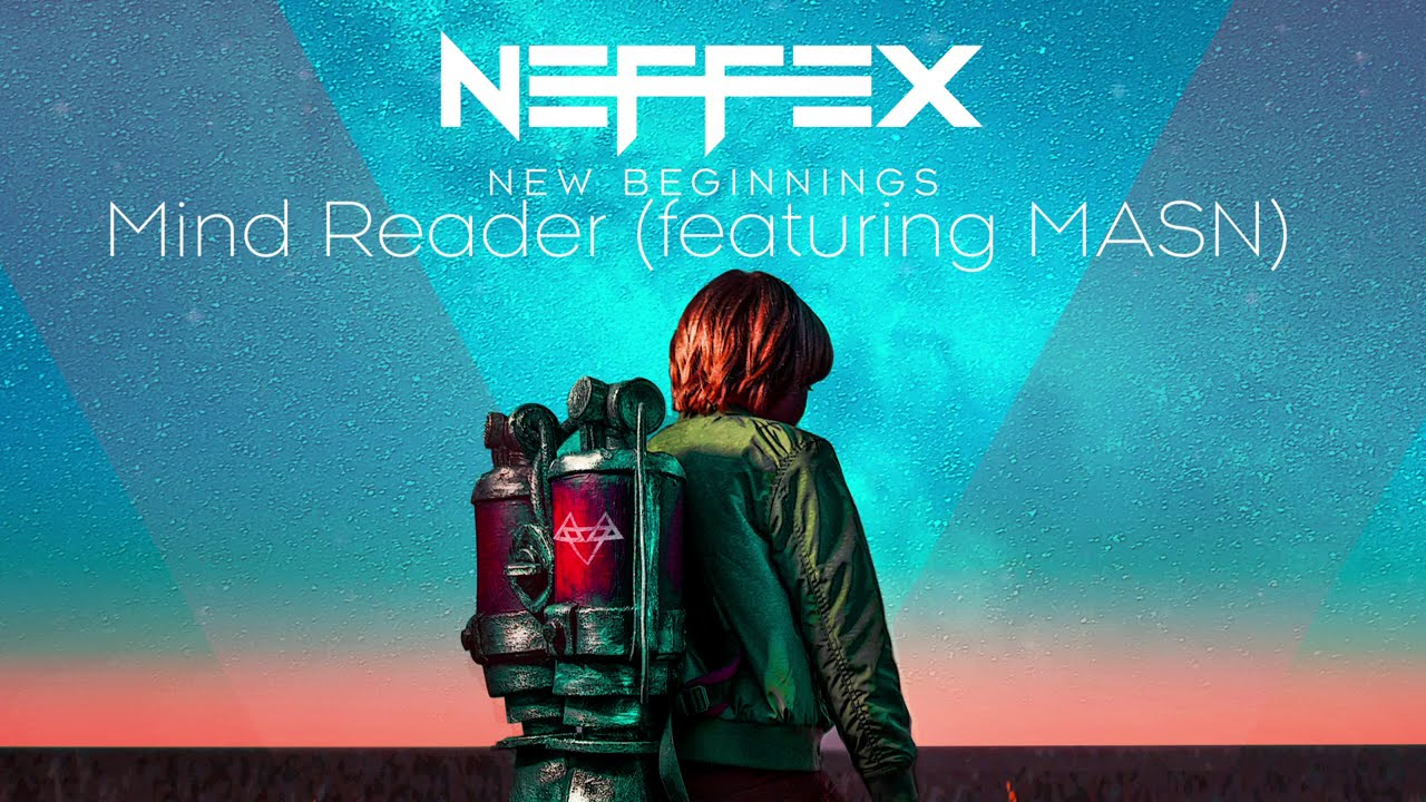 NEFFEX - Mind Reader feat. MASN (Official Audio Visualizer)
