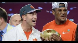 Dabo Swinney has earned his place among college football's best coaches ,  Sports News Online