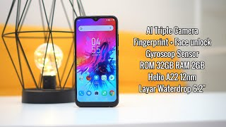 SADIS!! Rp1,1 Jutaan Infinix Smart 3 Plus Unboxing & Test Camera