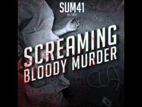 Sum 41 - Crash - HQ (Screaming Bloody Murder)