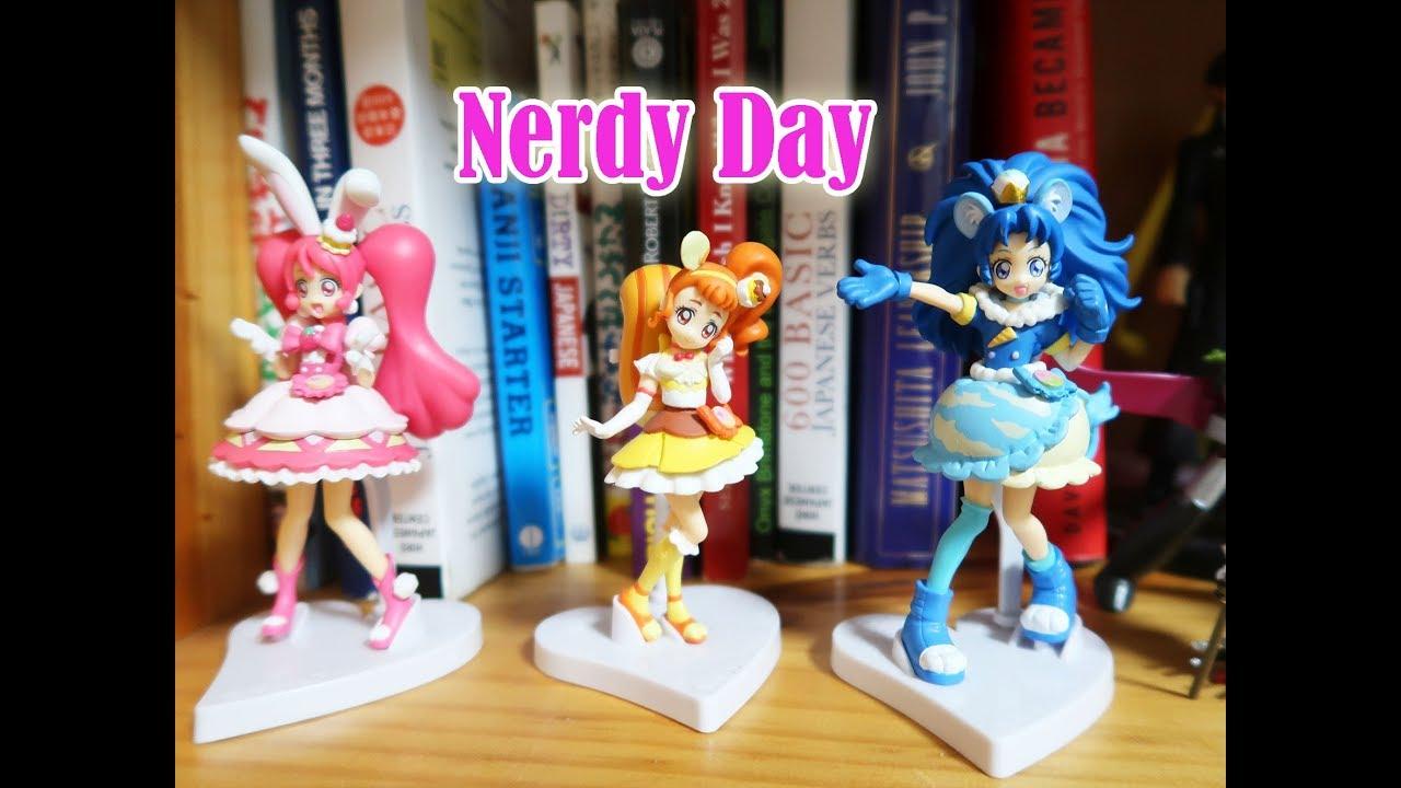 Nerdy in japan cheap manga and anime figurines