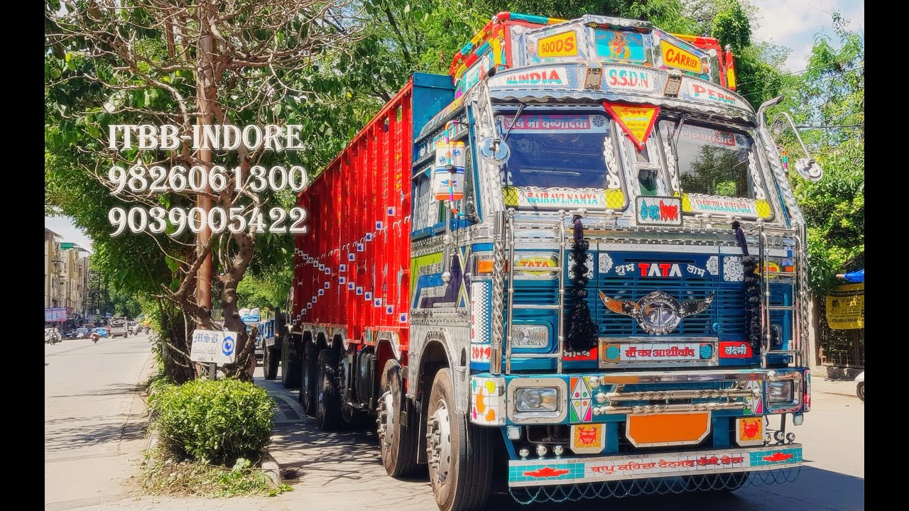INDORE TRUCK BODY LUXURY TATA 3718 AND WORKSHOP REVIEW WITH SOME TIPS