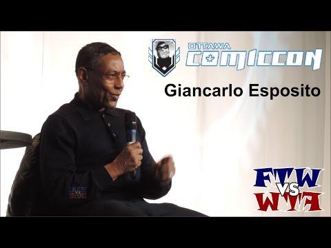 Breaking Bad - Giancarlo Esposito - Ottawa ComicCon
