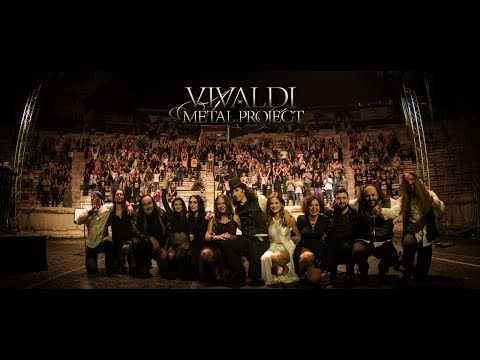 Vivaldi Metal Project - Memories from the Electric Show World Premiere in Plovdiv 2018 (Bulgaria)
