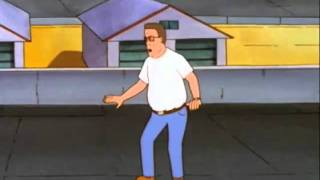 Hank Hill Bwaaa #19 - You Can't Get Me!   ft. Jimmy Wichard!