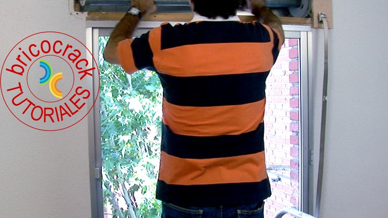 Arreglar una persiana bricocrack doovi - Arreglar una persiana ...