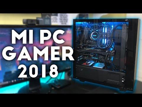 MI PC GAMER 2018 - ItsLuxas
