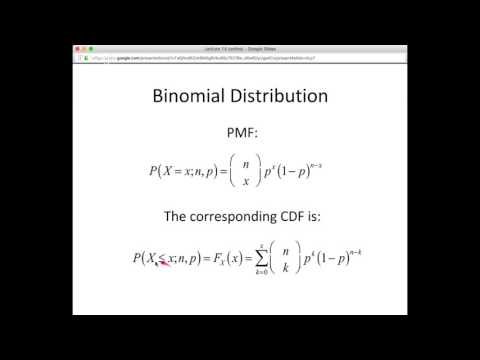 Poisson, Exponential, and Gamma Probability Distributions