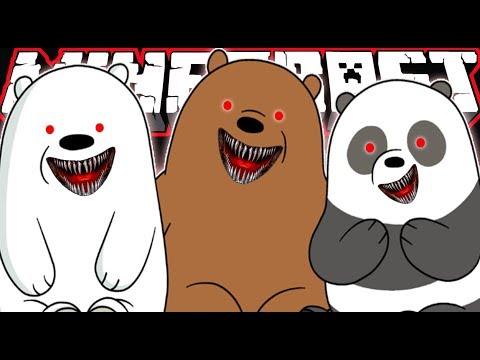 Minecraft   Evil We Bare Bears