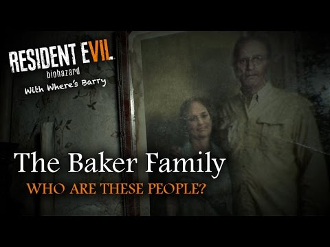 Resident Evil 7 Baker Family Theory Characters Jack