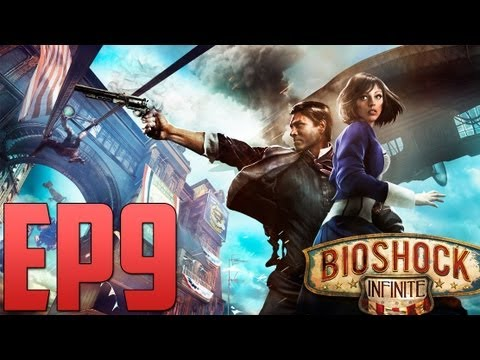 Bioshock Infinite | Walkthrough en Español (Ep. 9)