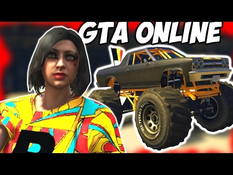 видео: НОВЫЙ БИГФУТ GTA Online - ФРОСТ