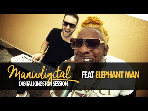 MANUDIGITAL & ELEPHANT MAN - DIGITAL KINGSTON SESSION