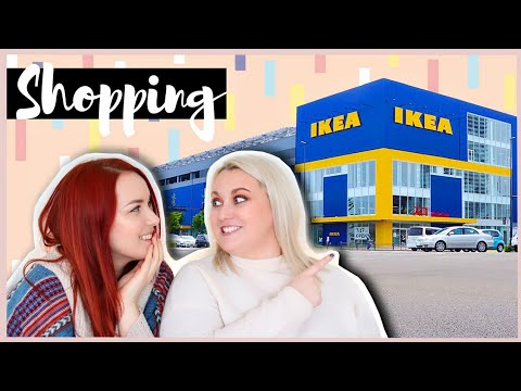 Shopping for Inspiration in IKEA! Craft Room & Organization Ideas | Moving Into My New Apartment
